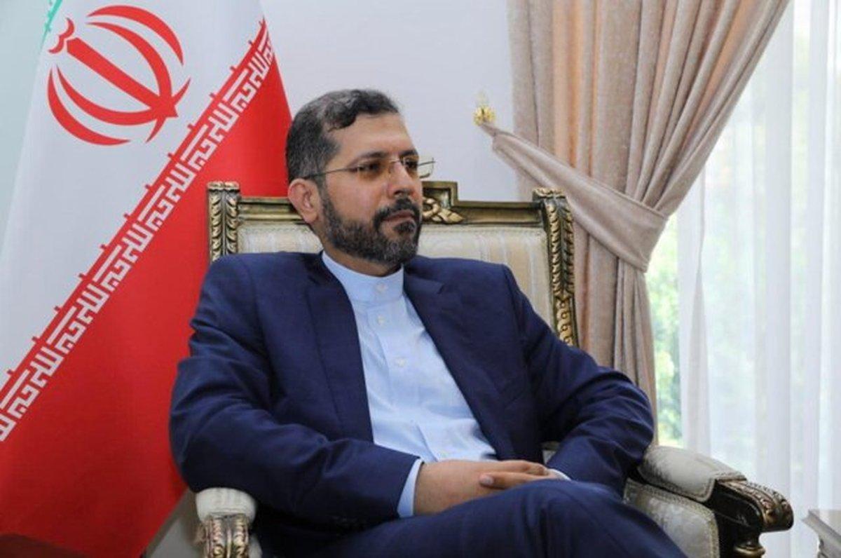 واکنش ایران به اقدام تروریستی امروز در غرب کابل