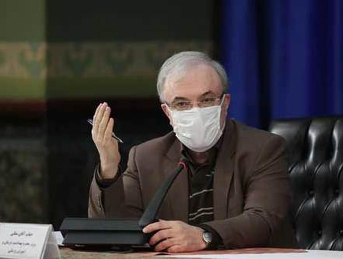 وزیر بهداشت همچنان شاکی قضیه است!| وزیر بهداشت: می گویند من چرت و پرت می گویم