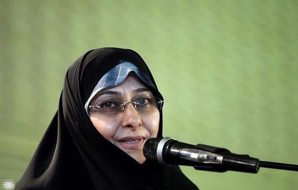 واکنش معاون امور زنان رئیس جمهوربه نبود وزیر زن در کابینه