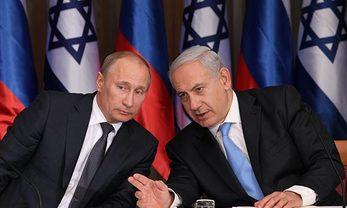 پوتین با اردوغان و نتانیاهو درباره سوریه گفت وگو کرد
