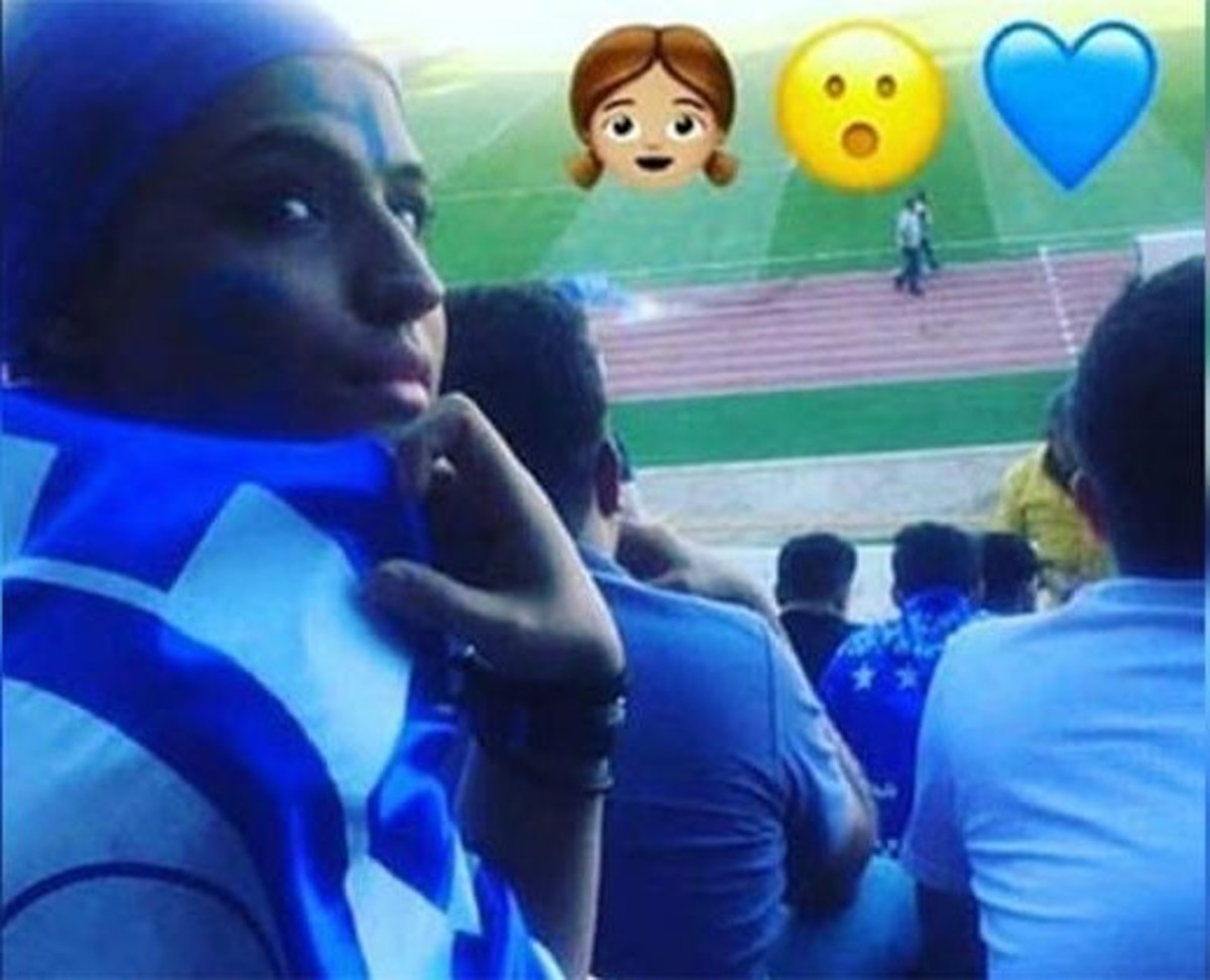 خودسوزی «دختر آبی»؟ به من چه