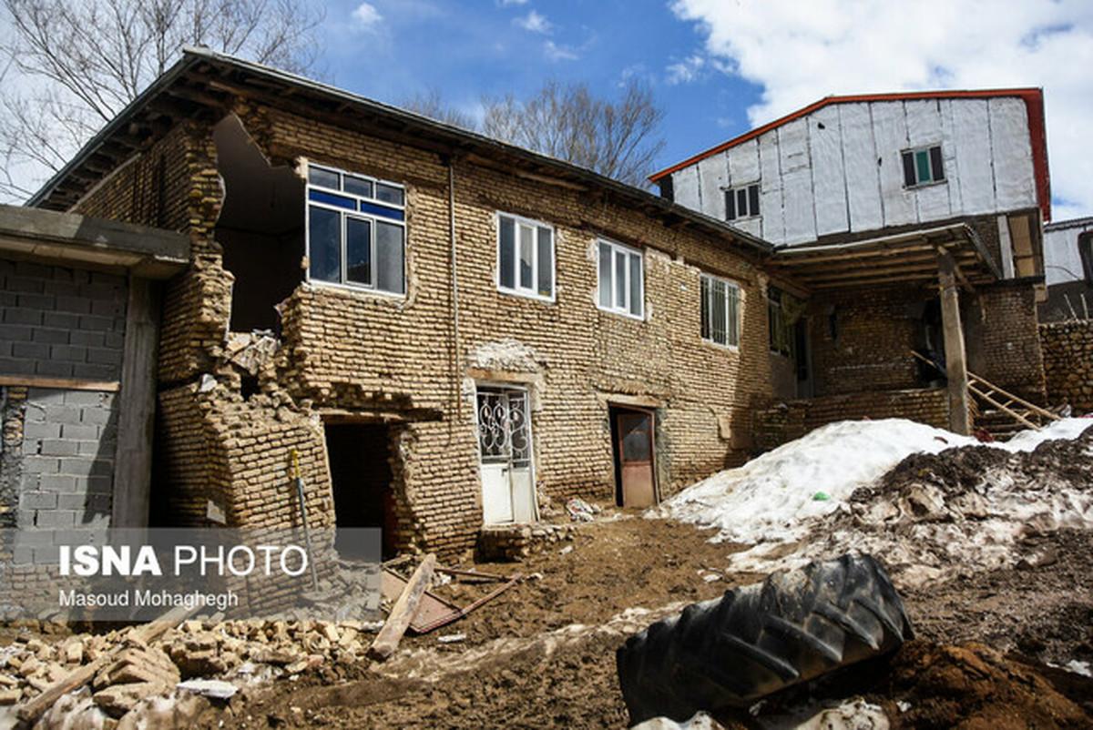 هشدار به ساکنان 250 خانه کالپوش سمنان برای تخلیه