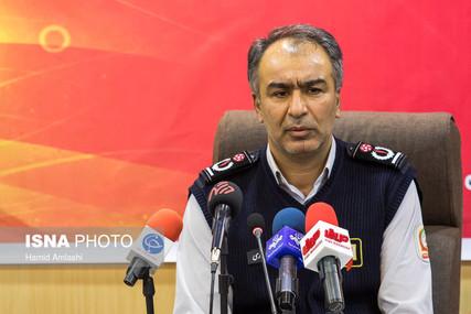 پهپادها به آتشنشانی تهران رسیدند