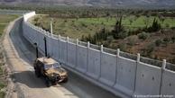 گورهای بینام و نشان پناهجویان در امتداد دیوار ترکی