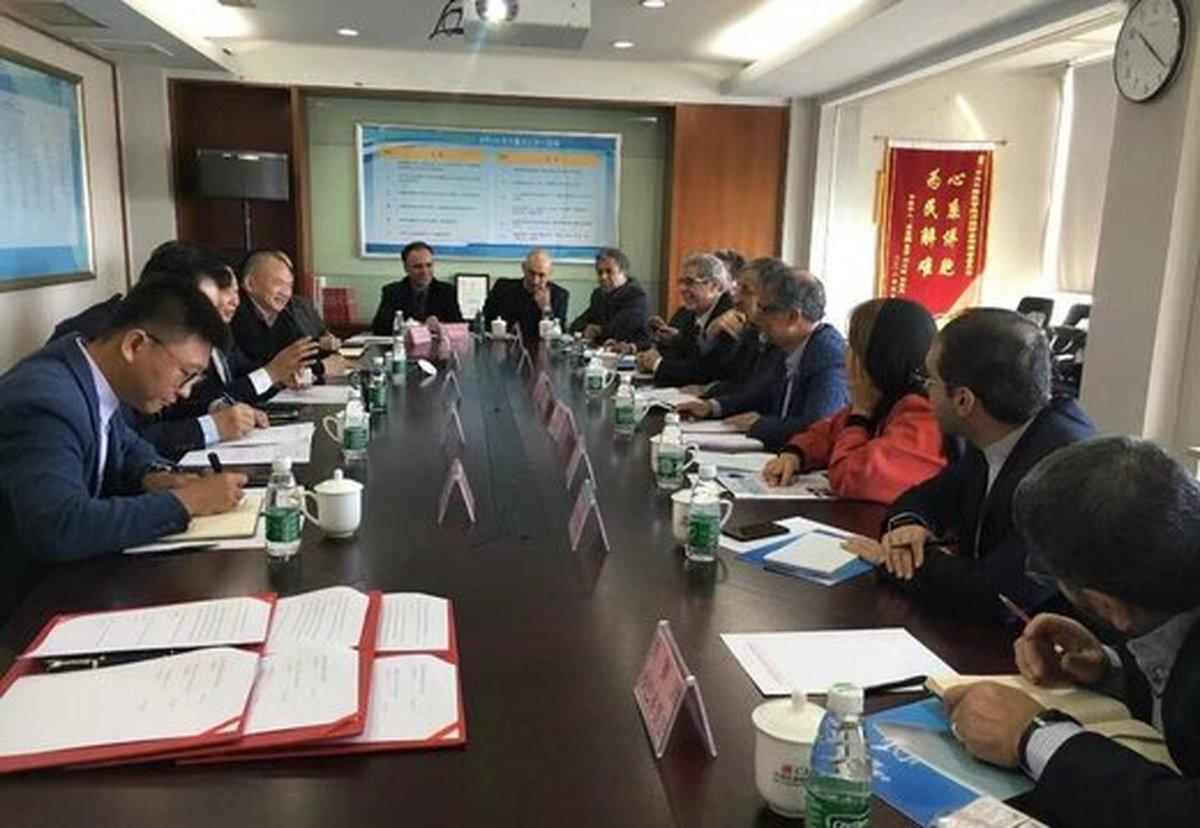 ریلگذاری برای سرمایهگذاری شرکتهای چینی در ایران