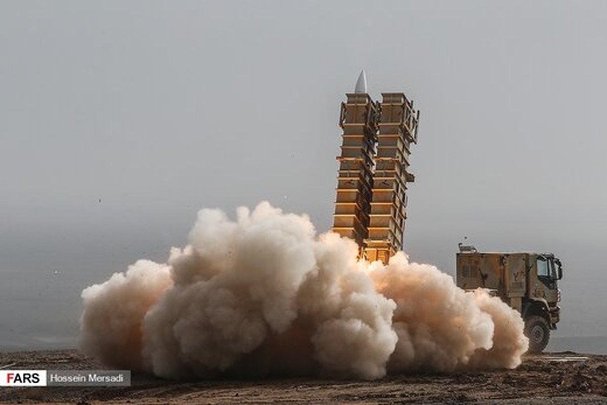 شلیک سامانههای موشکی مرصاد، ۱۵ خرداد و تلاش در رزمایش پدافند هوایی 98