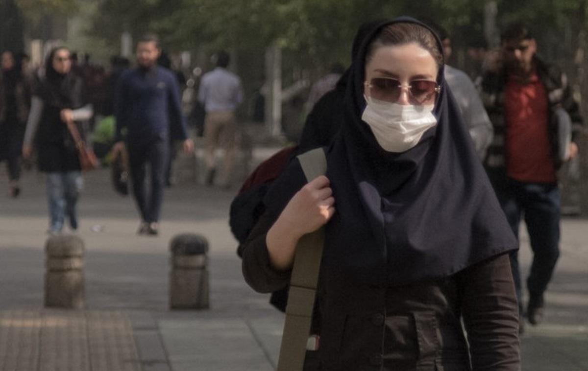 هوای تهران برای گروه های حساس ناسالم است   تداوم آلودگی هوا تا پایان هفته