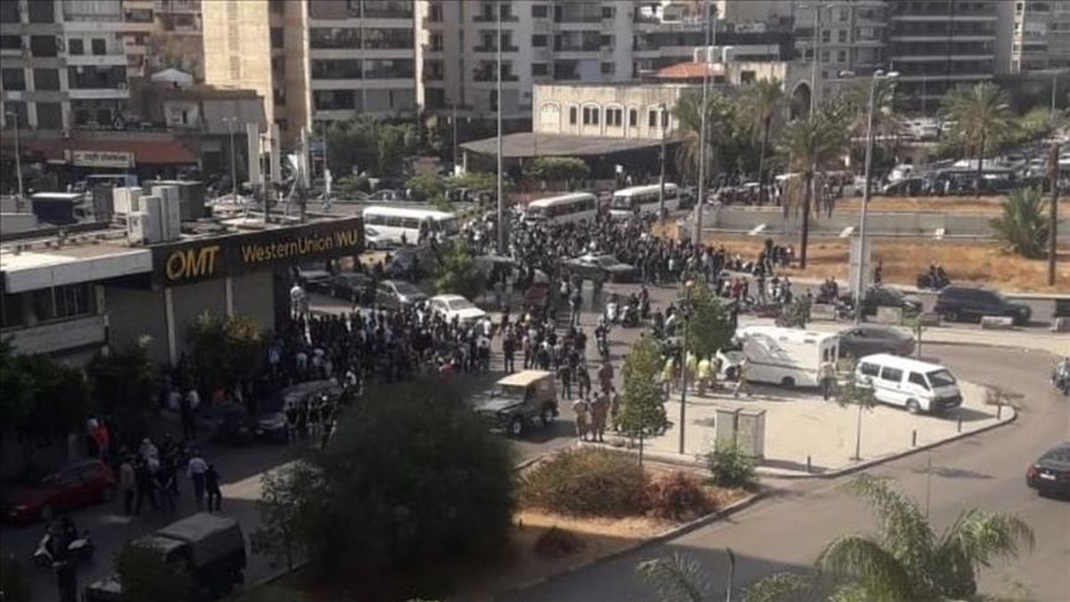 صلیب سرخ: ۳ نفر در بیروت جان باخته و ۲۰ تن مجروح شدهاند
