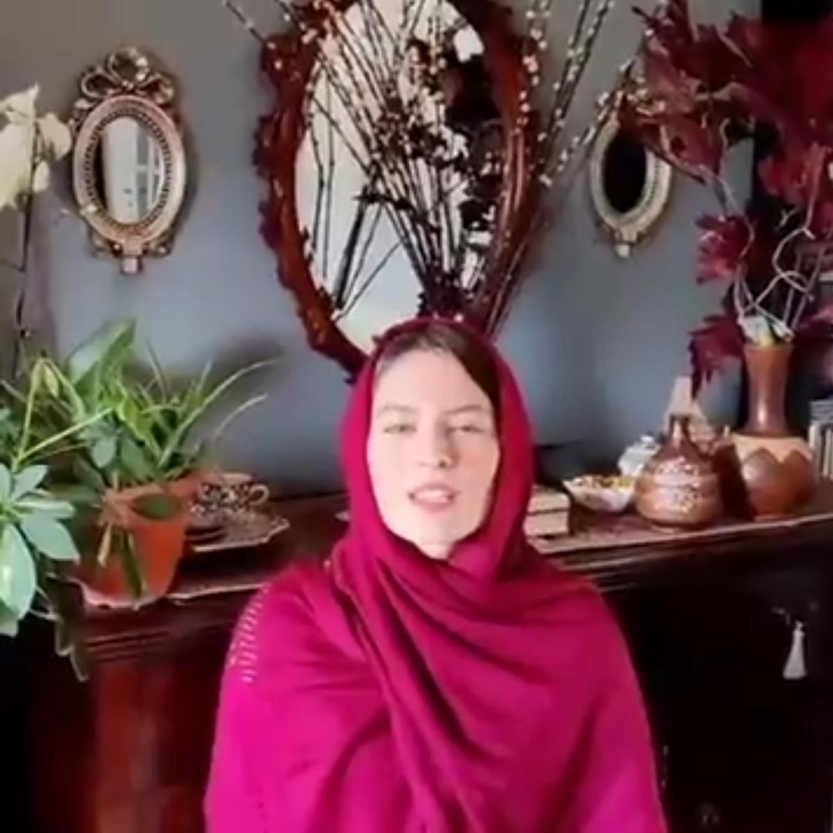 نرم نرمک میرسد اینک بهار؛ خوش به حال روزگار... + ویدئو