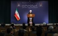 روحانی: گره زندگی مردم با اخمکردن به دنیا باز نمیشود