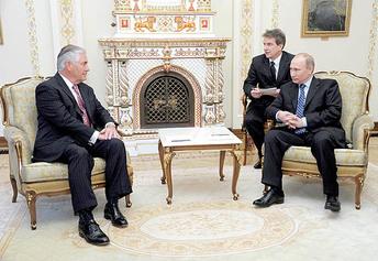 نگـاه «حلقه تـرامپ» بـه روسیه و برجـام