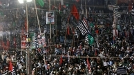 تظاهرات در پاکستان |  دهها هزار نفر خواستار استعفای نخستوزیر +عکس