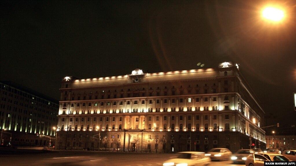 روسیه از بازداشت یک شهروند آمریکا به اتهام جاسوسی خبر داد