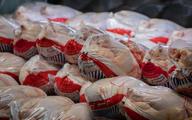 کاهش نسبی قیمت مرغ