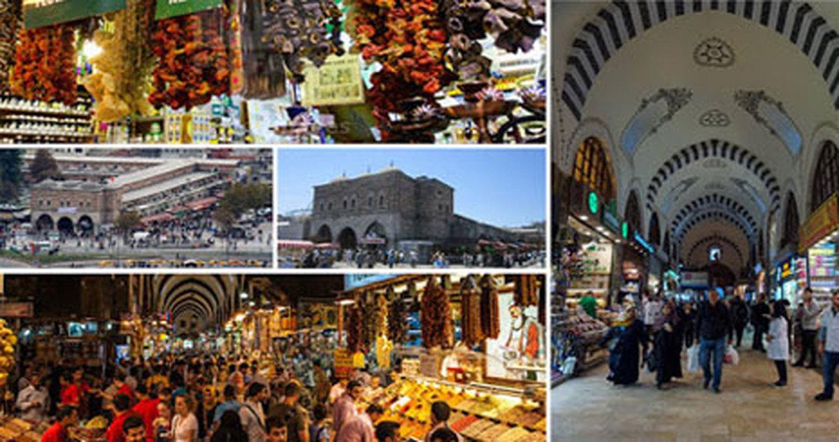 در مورد بازارهای استانبول و دیدنی های کیش بیشتر بدانید