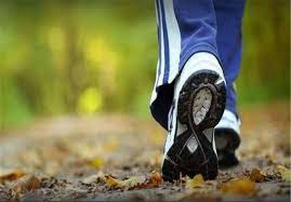 با پیاده روی سریع روزانه اثرات مخرب کم خوابی جبران میشود