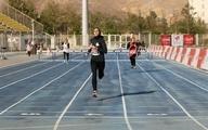 مرحله دوم لیگ دوومیدانی به پایان رسید| روز رکوردشکنی زنان