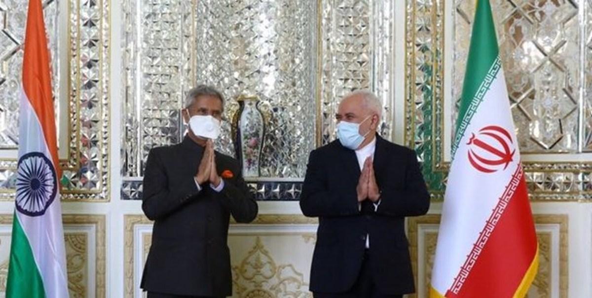 وزیر خارجه هند: با ظریف گفتوگوی پر باری داشتم