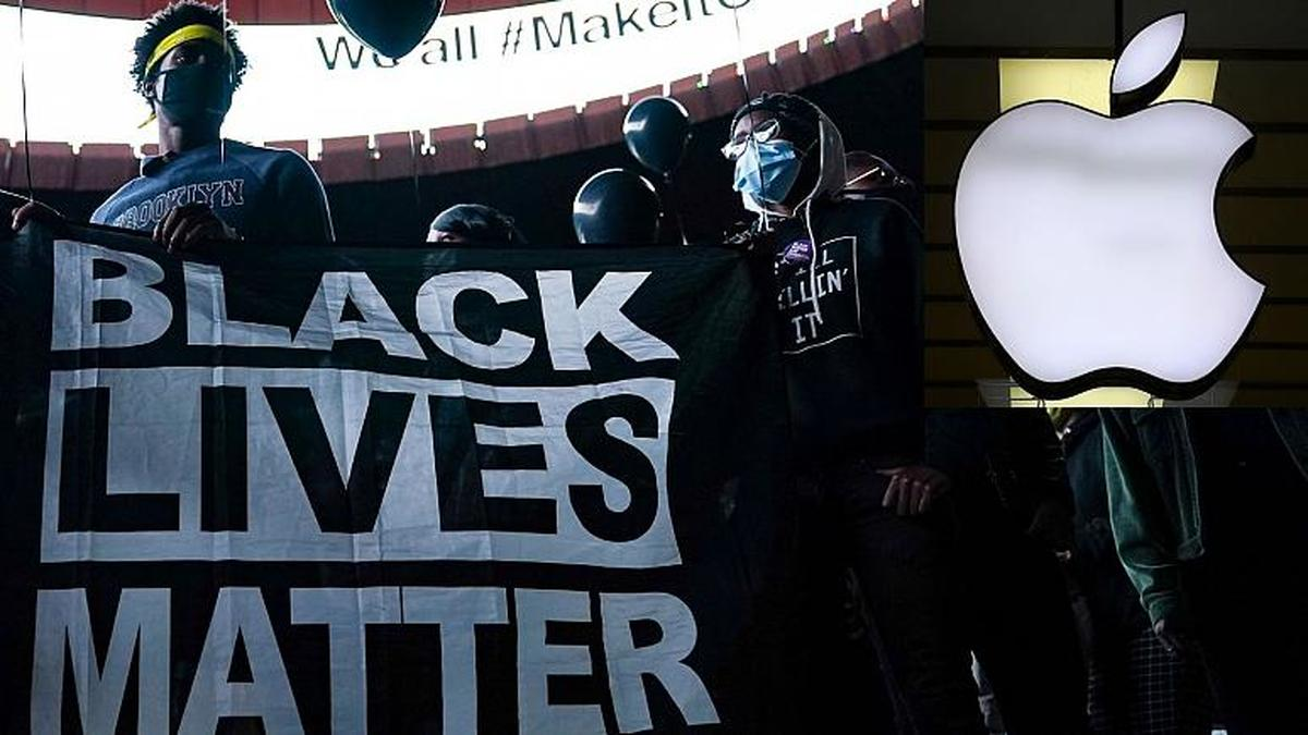 آمریکا |  اپل تلاش میکند تبعیضهای نژادی را رفع کند
