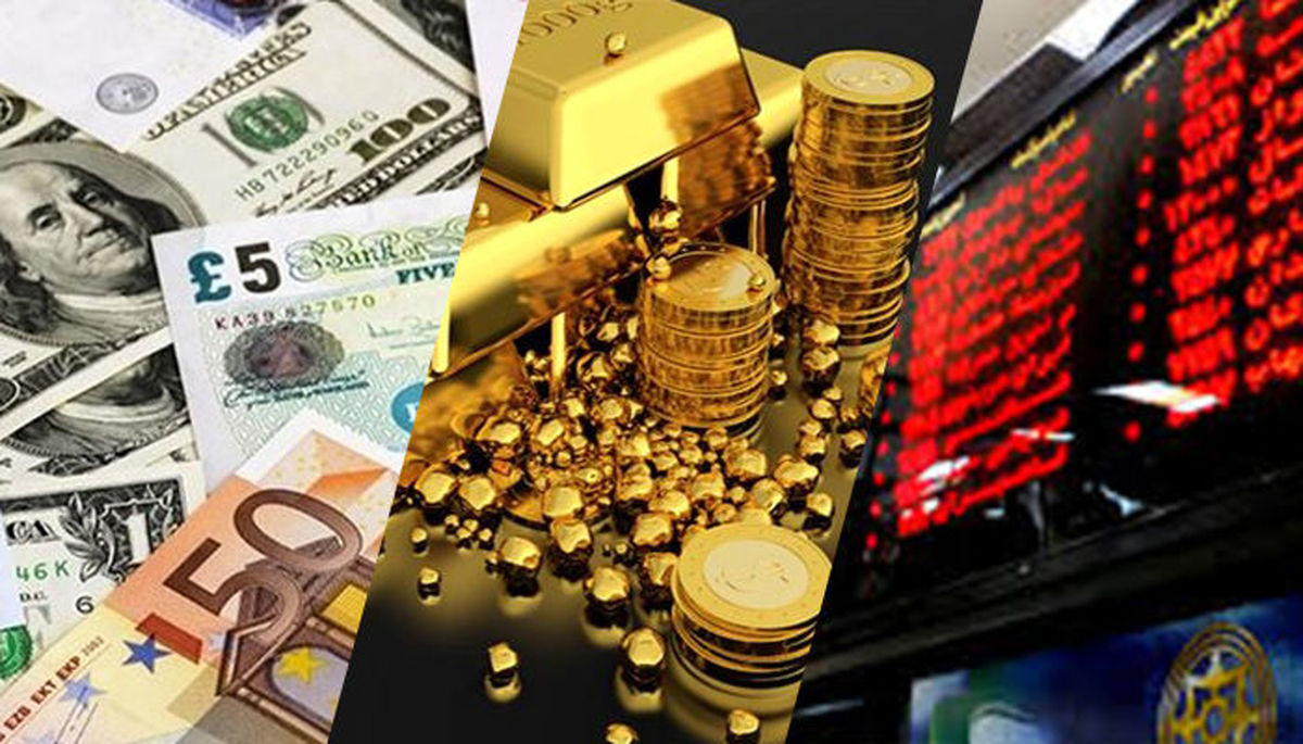 طلاو ارز| خیز مجدد طلا و ارز