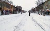 بارش برف و باران در ۱۵ استان کشور