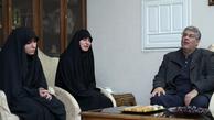 واکنش سهراب سلیمانی درباره کاندیداتوری نرجس سلیمانی در انتخابات شورای شهر
