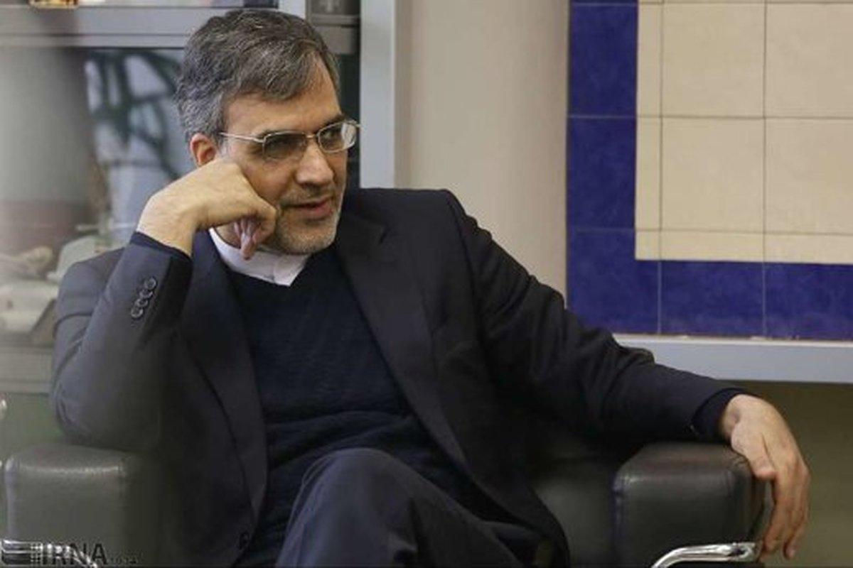 جابری انصاری، معاون پیشین وزارت خارجه: ایران هم به سردار سلیمانی و هم ظریف نیاز دارد