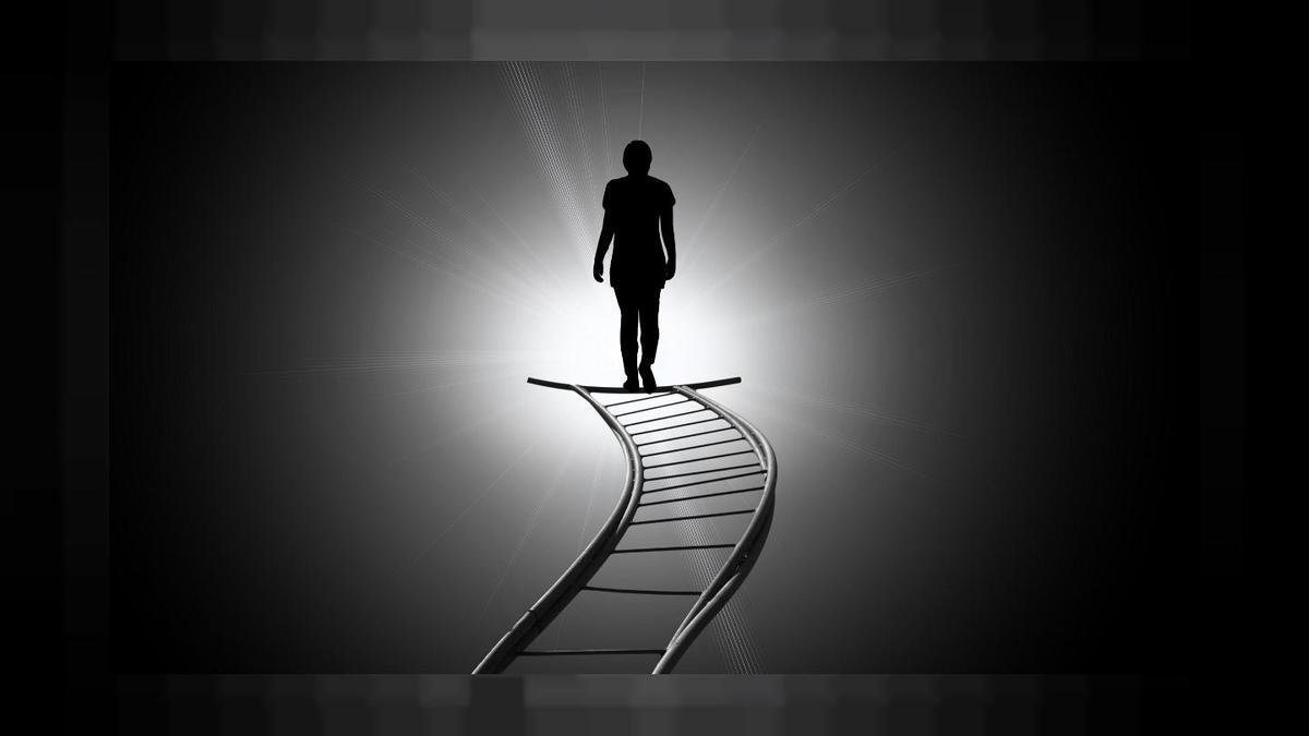 فعالیت بدن انسان پس از مرگ