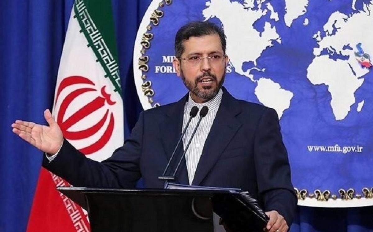 خطیبزاده: آمریکا و انگلیس اهداف مذاکرات وین را تحریف میکنند