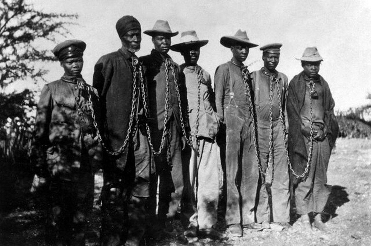 آلمان به نقش خود در نسلکشی نامیبیا در آغاز قرن بیستم اذعان کرد