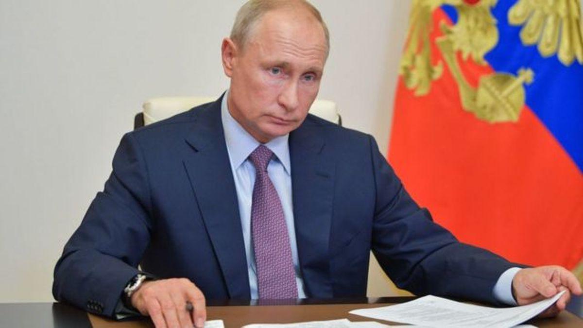 الکسی ناوالنی | پوتین: قصر کنار دریای سیاه برای من نیست
