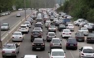 افزایش 10 درصدی تردد خودرو در جادهها