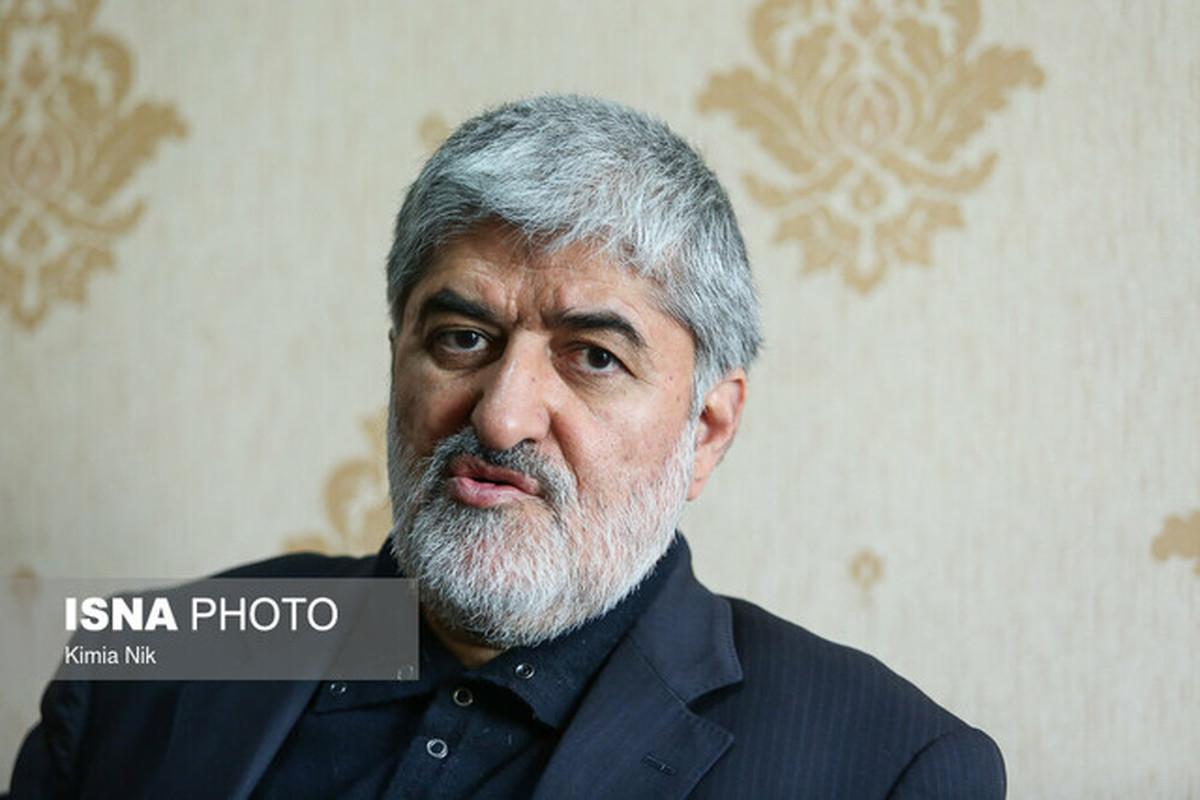 مطهری: شورای نگهبان حداقل لاریجانی را تایید صلاحیت کند