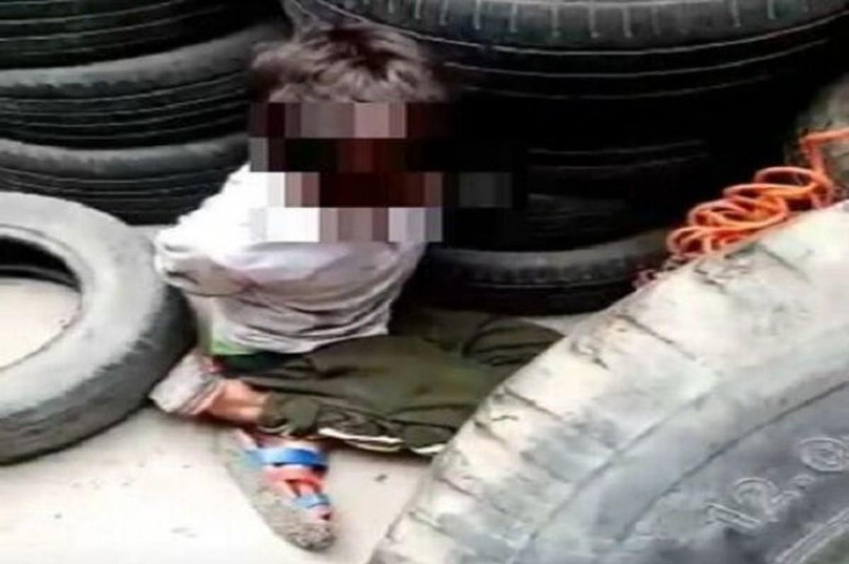 کودک   فرد کودک آزاربه دام پلیس افتاد