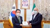 قالیباف: کرهجنوبی راه حل فوری برای پولهای بلوکه شده ارائه دهد