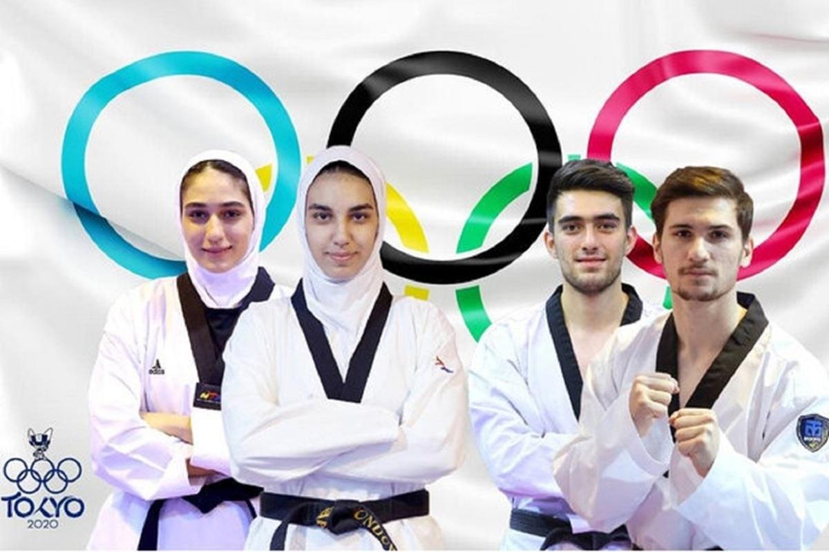 ژاپن اولین حریف ایرانیها در المپیک توکیو شد