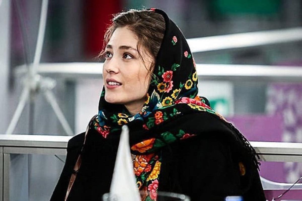 عکس جدید از همسر نوید محمدزاده
