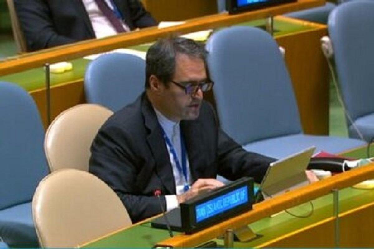 توان موشکی ایران در چارچوب حقوق مسلم ما و تعهدات بینالمللی است