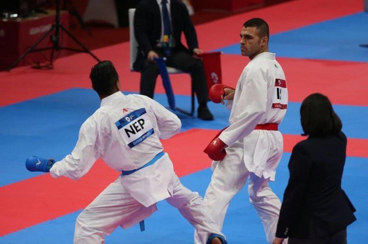 طلای پورشیب و نقره عسگری در کاراته وان پرتغال | پایان کار ایران با یک طلا، یک نقره و ۲ برنز