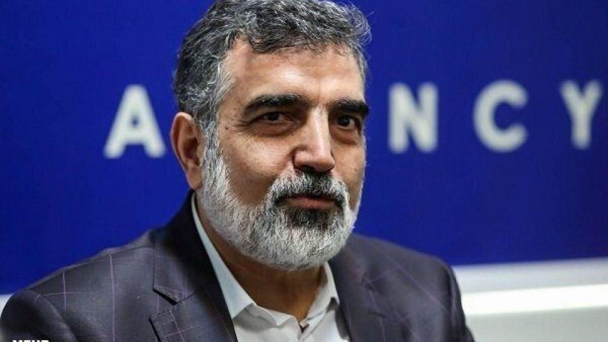 نامه ی ایران به به آژانس /اورانیوم غنی شده ۶۰ درصد ی در نطنز