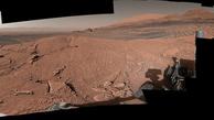 تصویر جدید از سطح مریخ