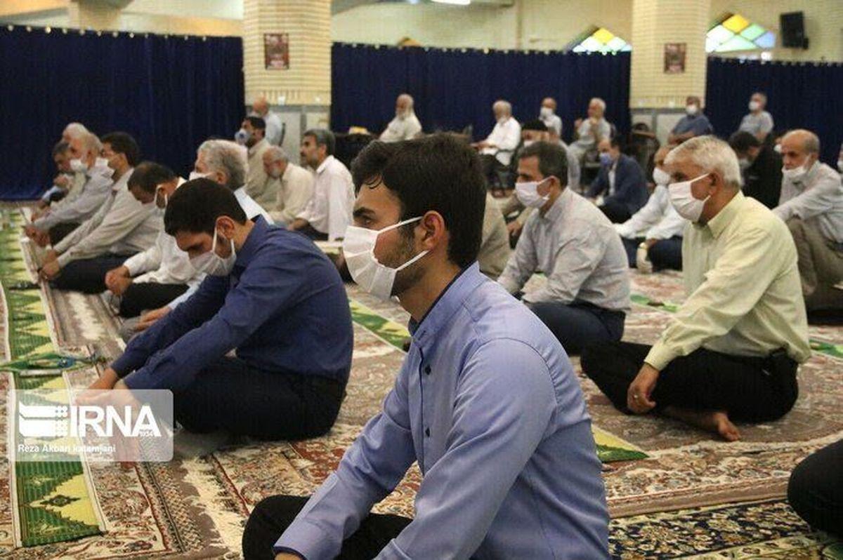 کرونا   |   این هفته نماز جمعه آبادان برگزار نمی شود