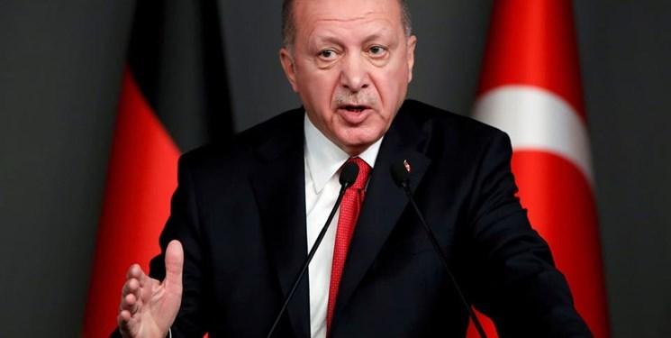 اردوغان  |  غربیها به دنبال راه انداختن جنگهای صلیبی هستند
