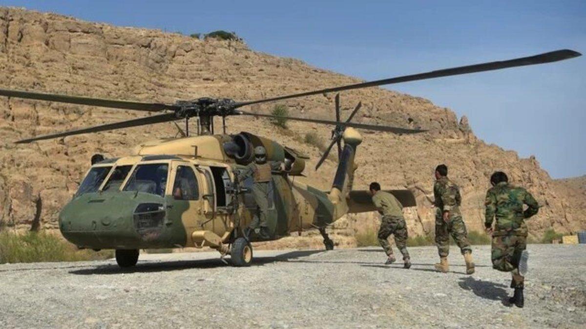 استعفای دسته جمعی خلبانان ارتش افغانستان