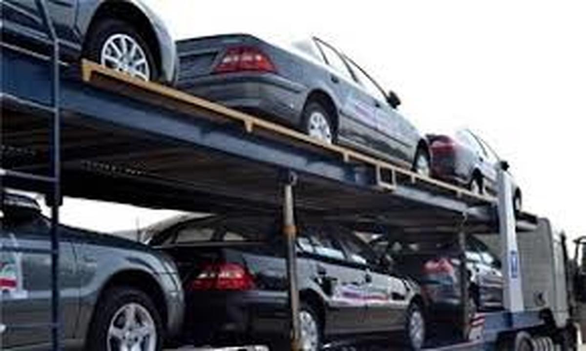 تشریح جزئیات صادرات خودرو ایران