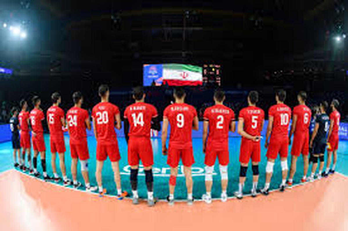نخستین پیروزی ایران در سومین بازی