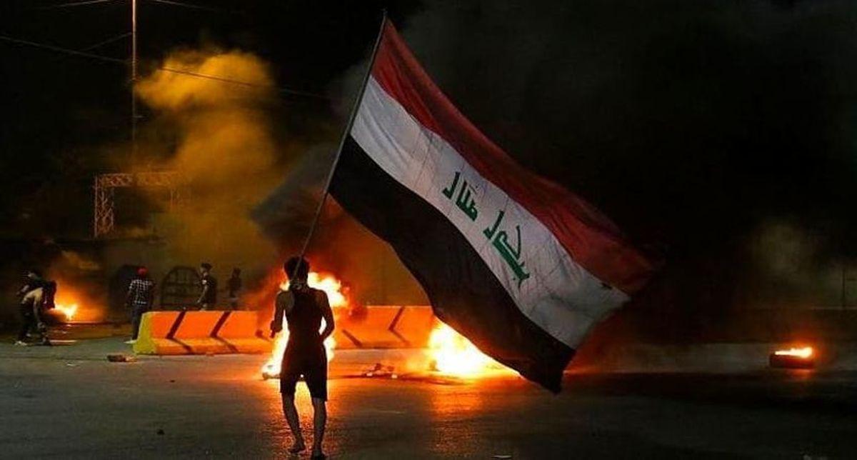 عراق متشنج شد| ااز آتش کشیدن دیوارکنسولگری ایران در عراق تا ترور یک فعال مدنی در کربلا