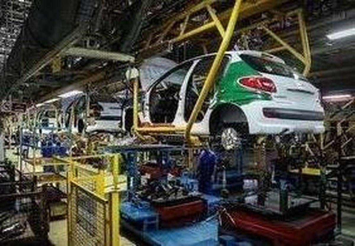 خودرو| هوای معتدل خودروسازی