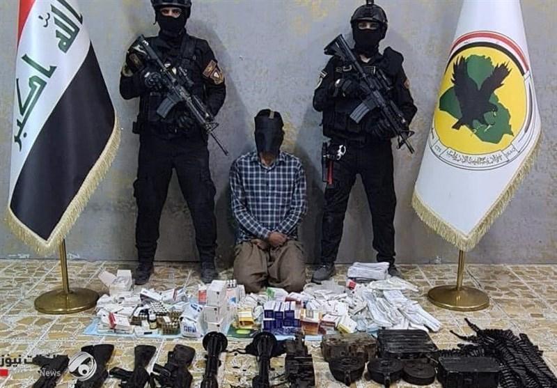 بازداشت 10 داعشی در عراق.