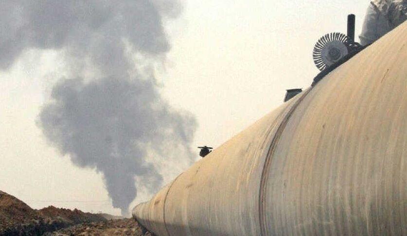 گروه پ.ک.ک  |  عامل انفجار در خط لوله نفت عراق مشخص شد
